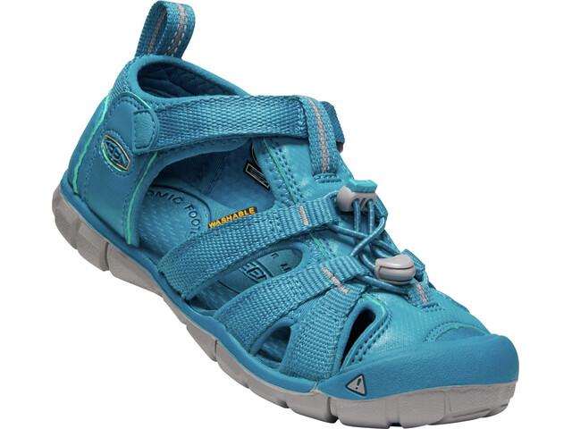 Keen Seacamp II CNX Chaussures Enfant, tahitian tide